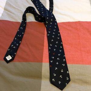 Banana Republic anchor tie